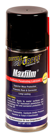 MAX FILM — Multipurpose Synthetic Lubricant - 325ml
