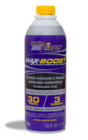 MAX BOOST – Octane Booster - 473ml