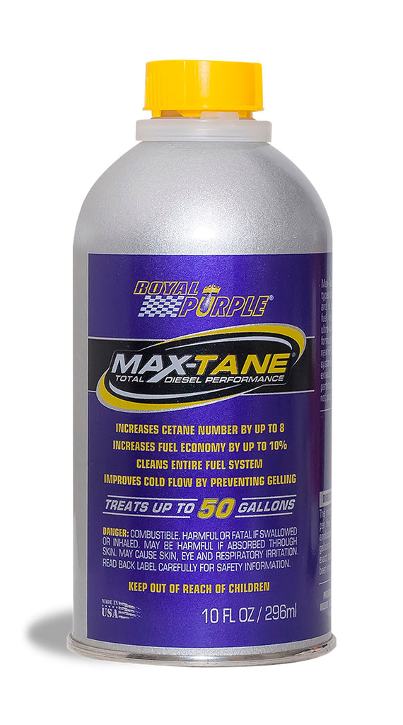 MAX TANE — Diesel Fuel Injector Cleaner & Cetane Booster - 296ml