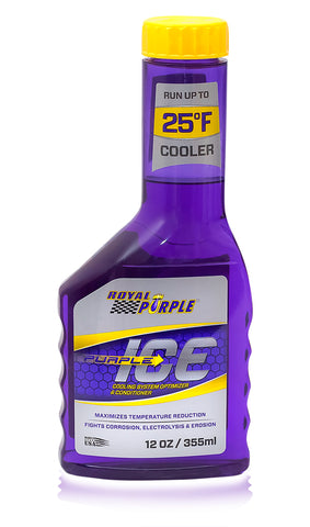 PURPLE ICE — Radiator Coolant Additive - 355ml