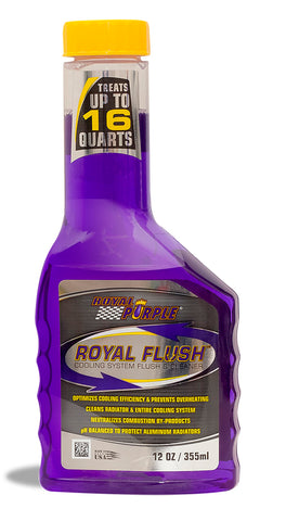 ROYAL FLUSH — Cooling System Flush - 355ml
