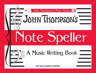 NOTE SPELLER A Music Writing Book