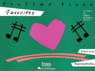 Faber Piano Adventures® PreTime® Piano Favorites Primer Level