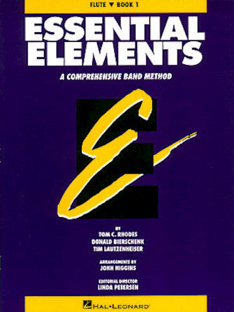 ESSENTIAL ELEMENTS – BOOK 1 (ORIGINAL SERIES) Flute