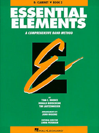 ESSENTIAL ELEMENTS – BOOK 2 (ORIGINAL SERIES) Percussion