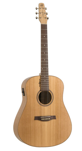 Seagull Natural Elements SG Acoustic Electric Guitar in Natrual Cherry