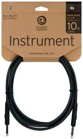 DAddario Planet Waves 10ft Classic Series Instrument Cable