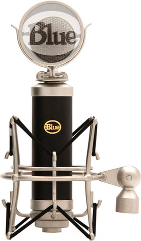 Blue Microphones Baby Bottle Condenser Microphone w/ Free Quad Cable