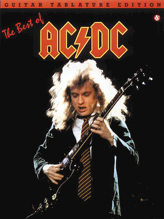 THE BEST OF AC/DC Guitar Tab
