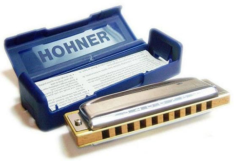 Hohner 532 Blues Harp MS-Series Harmonica - Assorted keys