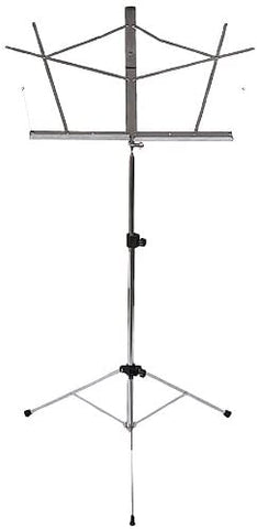 Stageline MS2CH Music Stand - Chrome