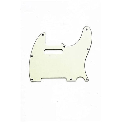 All Parts PG-0562 8-hole Pickguard for Telecaster® - Mint Green 3-ply
