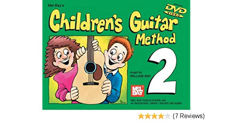 Children's Guitar Method Volume 2 (Book + DVD)
