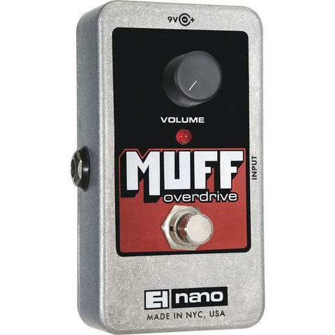 Electric Harmonix Muff overdrive pedal