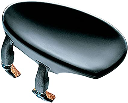 Wittner Composite 4/4 Violin Chinrest - Side Mount - Hypoallergenic, 250111