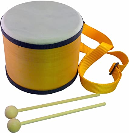 Suzuki DR-100 2 Headed Drum with Mallet