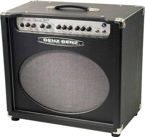 SALE!  Genz-Benz Black Pearl Combo Amp