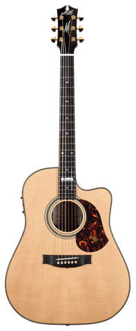 Maton EM100C Messiah Dreadnought Cutaway Acoustic Electric Guitar