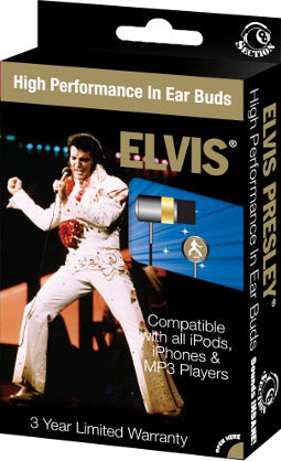 Section 8 Elvis Presley High Performance Earbuds