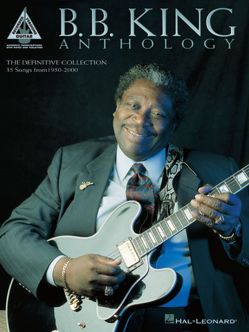 B.B. KING – ANTHOLOGY