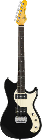 G&L Tribute Fallout Electric Guitar in Black