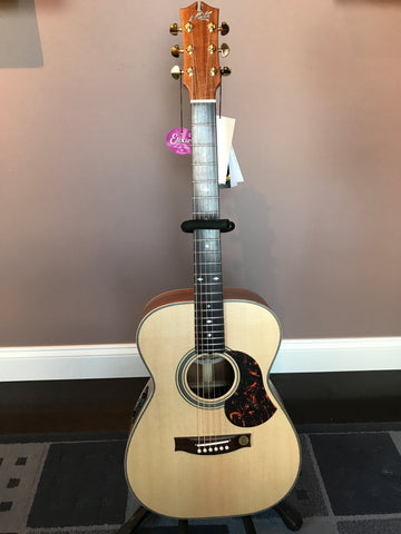 Maton EBG808-Artist Small Body Acoustic Electric Guitar