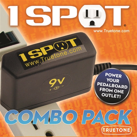1 SPOT NW1CP2-US USA Power Supply Combo Pack
