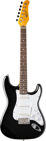 Oscar Schmidt OS-300 Strat Style Electric Guitar - Assorted Colors