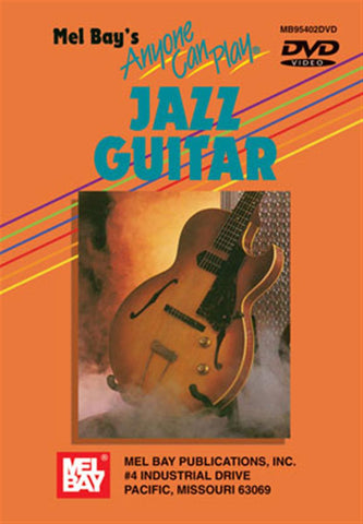 Anyone Can Play Jazz Guitar taught by Vern Juran