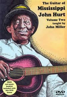 The Guitar of Mississippi John Hurt Volume 2 (DVD)