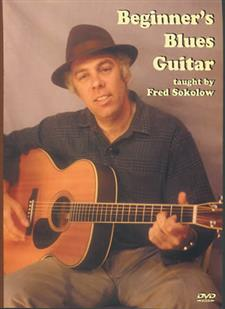Beginner's Blues Guitar (DVD)
