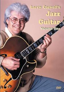 Larry Coryell's Jazz Guitar Volume 1 (DVD)