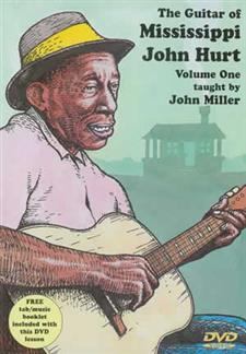 The Guitar of Mississippi John Hurt Volume 1 (DVD)
