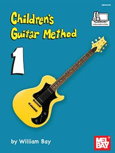 Children's Guitar Method Volume 1