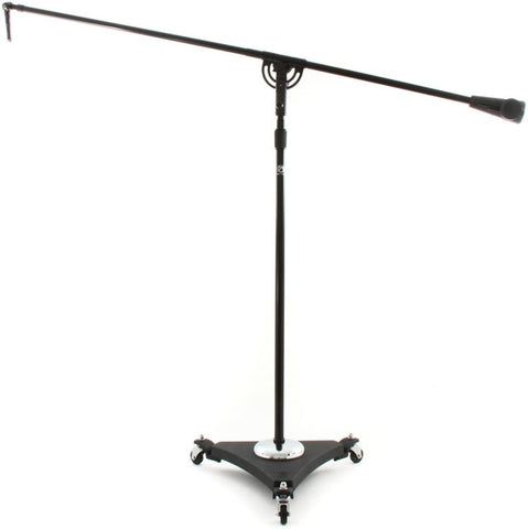 Atlas Sound SB36WE Studio Boom Microphone Stand with Wheels - Ebony