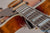 Maton Custom Shop Starline 4606 Hallow Electric Guitar in Tobacco Sunburst