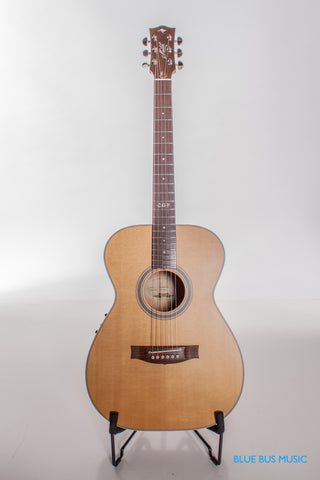 Maton TE Personal Custom Shop Small Body Acoustic Electric Guitar