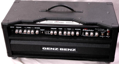 SALE!  Genz-Benz El Diablo Head