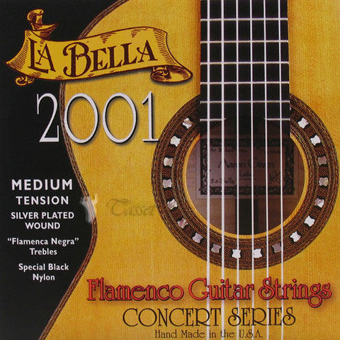 La Bella 2001M Classical Guitar strings
