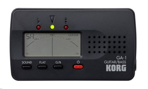 Korg GA-1 Acoustic, Electric or Bass Guitar Tuner