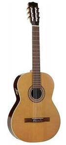 La Patrie by Godin Collection QIT Classical Guitar with Pick Up