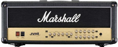 Marshall JVM 100 Watt Head Amp