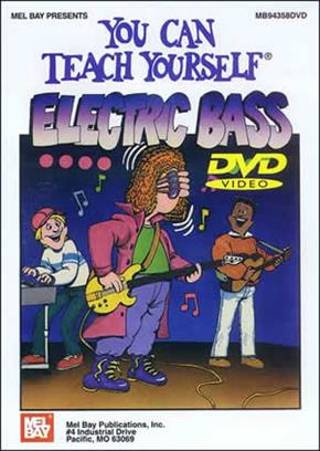 You Can Teach Yourself Electric Bass (DVD)