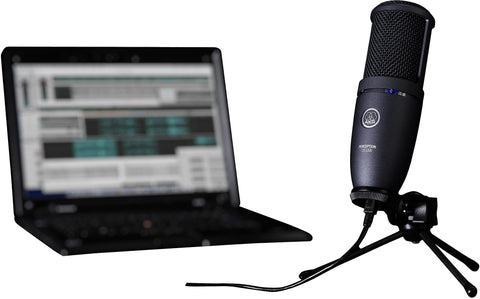 AKG Perception 120 USB Large-Diaphragm Microphone