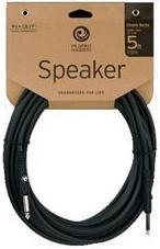 DAddario Planet Waves 5' Classic Series 1/4 Speaker Cable