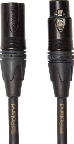 Roland RMC-G3 Gold Series Microphone Cable