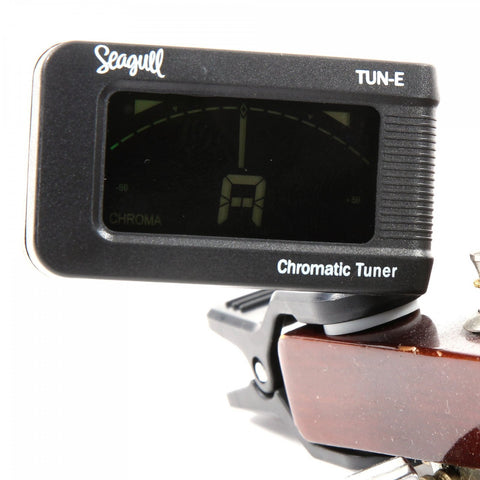 Seagull TUN-E Clip On Guitar Tuner, 042531