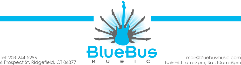 Blue Bus Music