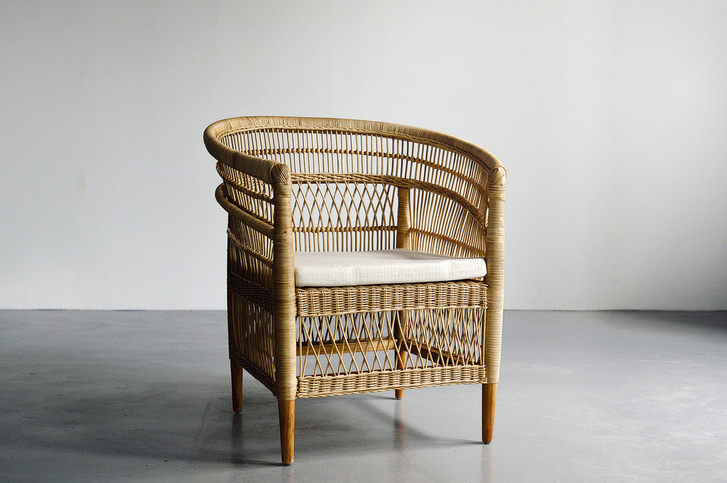 Malawi Arm Chair - Natural