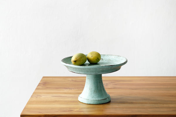 Turquoise Dulang Standing Tray